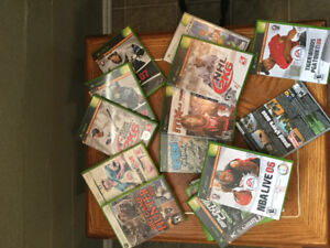 Xbox 360and Xbox games