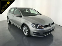 2014 64 VOLKSWAGEN GOLF SE BLUEMOTION TECH TDI 1 OWNER FINANCE PX WELCOME