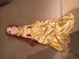Beauty and the Beast Belle Disney Doll