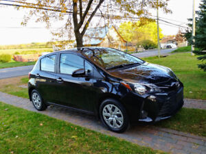 Transfert de bail / Lease transfer Yaris LE 2018