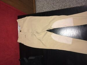 Size 26 regular riding pants