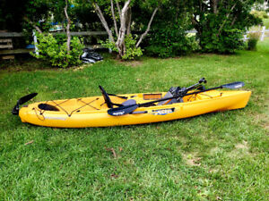 KAYAK  HOBIE CAT 2015