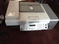 LEXMARK Printer + Scanner/Copier + Fax