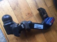 Witter removable towbar