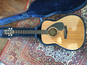 YAMAHA FG 770s ACOUSTIC GUITAR *REDUCED PRICE*