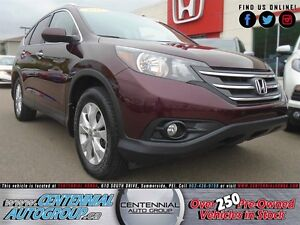 Honda CR-V Touring 2013