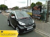 2008 smart fortwo PASSION Auto COUPE Petrol Automatic