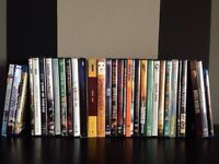 MOVIES / CONCERT DVD'S COLLECTION SET - NEW PRICE!