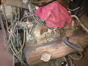 1970 BUICK 455 ENGINE WITH QUADRAJET CARB ALL ORIGINAL