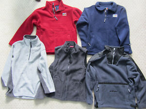Variety of Brand New Polar Fleece Tops - Size Small & Medium