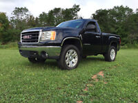 2008 GMC Sierra 1500 SHORTY! 5.3L! ROUGH COUNTRY LEVEL KIT