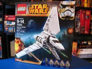 Lego set 75094 Star Wars Imperial Shuttle Tydirium, Neuf Scellée