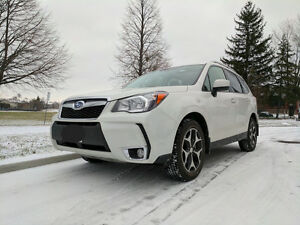 2016 Subaru Forester XT Touring 9500 KM only