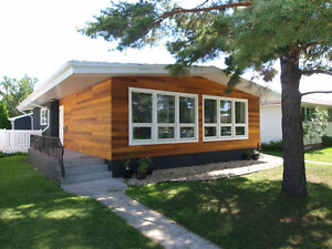 Extreme Makeover in Desirable River Heights South!