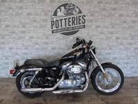 Harley Davidson XL883 Superlow *Rare Paint and immaculate!*