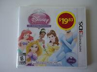 Jeu Nintendo3DS neuf - Disney Princess