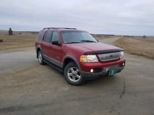Nice Explorer 4x4,only188k! Leather, tow pack, fresh inspection