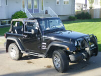 2008 Jeep Wrangler Unlimited X Convertible