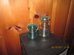 Jars and Rugs