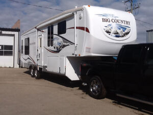 Big Country Fifth Wheel
