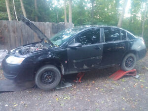 PARTING OUT 2004 Saturn Ion, Manual, 2.2 EcoTec L4 DOHC 16V