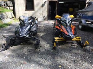 Motoneiges Yamaha Apex