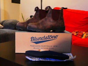 Blundstone 584 Boots (Winter in Rustic Brown)