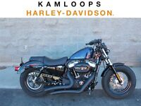 2012 Harley-Davidson XL1200X - Sportster Forty-Eight