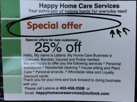 Get 25% discount!!--Servicing Medicine Hat & Acreages