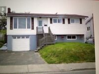 Available August 1st, Mt. Pearl, Heat Included!