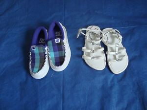 D and G children moccasin