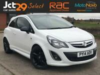 2014 VAUXHALL CORSA 1.2 LIMITED EDITION + 1.2 LIMITED EDITION (VAT QUALIFYING)