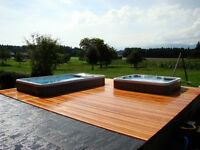 SWIM ALL YEAR IN YOUR OWN SWIM SPA-SPA RETREAT AT HOME