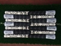 Golf pride new decade multi compound grips BNWT x7 special offer