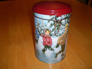 TIM HORTONS COFFEE CANISTERS Windsor Region Ontario image 2