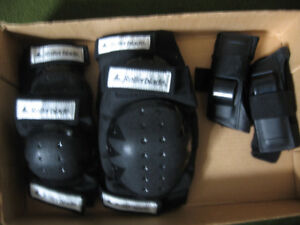 New Price--Roller Blade-wrist, knee,elbow Guards