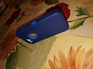 iPhone 5S with otter box