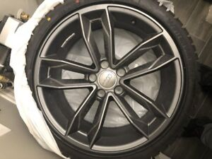 Special price! 18inch Audi A3 winter tires package