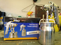 Ultra Pro Paint Spray Gun