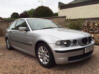 03 BMW 316ti e46 Compact