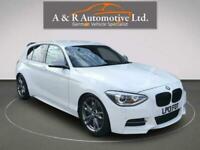2013 BMW 1 Series 3.0 M135i Sports Hatch Sport Auto 5dr Hatchback Petrol Automat