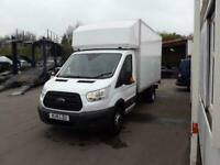 6bbe9ad48b 2015 FORD TRANSIT 350 TDCI 125 L4 LUTON DRW WITH TAIL LIFT LUTON DIESEL