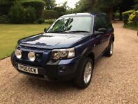 "2006/06 Land Rover Freelander 2.0Td4 Diesel 5 Door 4x4 "" Adventurer "" BLUE MET"