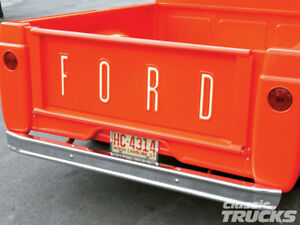 Wanted 1959-63 Ford F100 STYLESIDE Tailgate