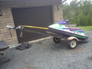 BOAT TRAILER,UTILITY TRAILER GOOD CONDITION