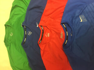 Men's Nike running shirts, great condition