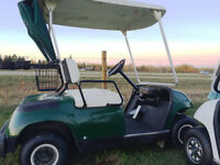 ~ The Golf Cart Guy ~ 2003 YAMAHA GAS GOLF CARTS