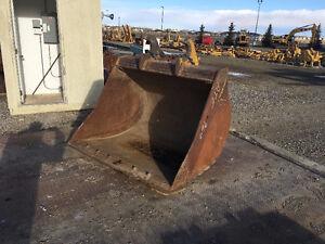 """66"""" Weldco Beales Excavator clean up bucket 250 series"""