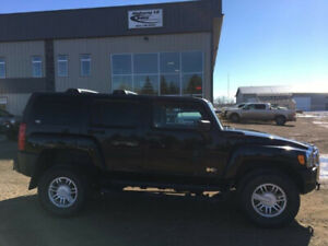 2010 HUMMER H3 4WD SUNROOF PWR SEATS