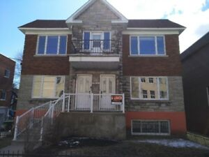 Spacious Lower Duplex 5 1/2 - Metro Snowdon NDG/CDN - 1650$